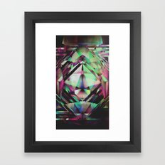 Ace Of Bottles Framed Art Print