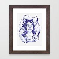 Disillusionment Framed Art Print