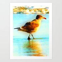 You Are The Only Gull Fo… Art Print