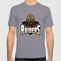 Tusken City Raiders - Ta… Mens Fitted Tee Slate SMALL