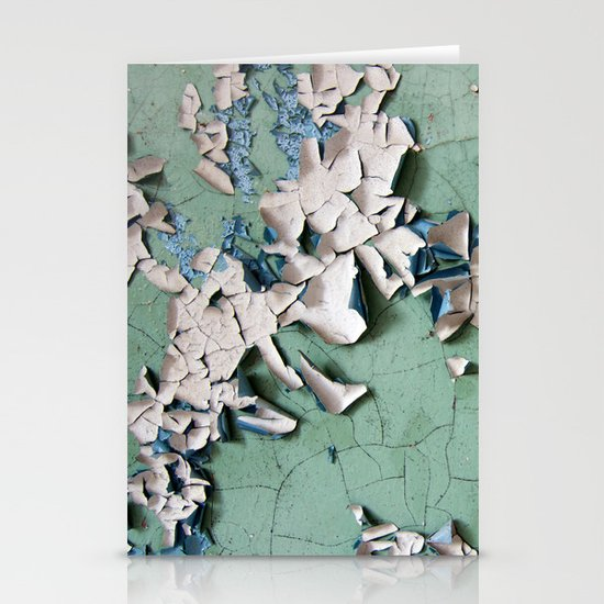 layers III Stationery Card
