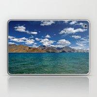 Evening Blues...Pangong Lake Laptop & iPad Skin