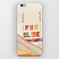 Fun Slide iPhone & iPod Skin