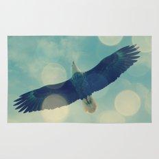 Bald Eagle Overhead Rug