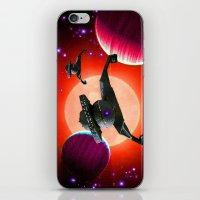 Klingon Battle Cruisers iPhone & iPod Skin
