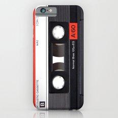 Old School Tape Slim Case iPhone 6s