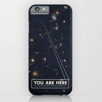 science iPhone & iPod Cases featuring THE UNIVERSE - Space | Time | Stars | Galaxies | Science | Planets | Past | Love | Design by Mike Gottschalk