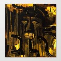 Labratory Hijinx Canvas Print