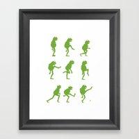 Ministry Of Silly Muppet… Framed Art Print