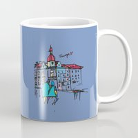 Europe Mug
