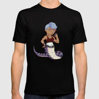 Lamia Lass Mens Fitted Tee Black SMALL