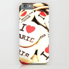 I love Paris Slim Case iPhone 6s