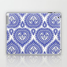 Decorative Blue Laptop & iPad Skin