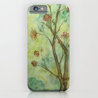 Branch With Flowers iPhone 6 Slim Case