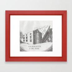 Royal Ontario Museum Framed Art Print