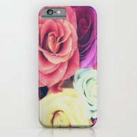 iPhone & iPod Case featuring RoseLove by Visionary Soul Designs