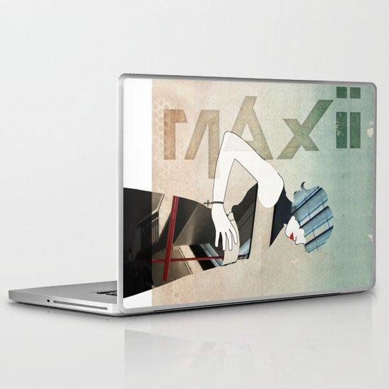Maxii Girl Laptop & iPad Skin