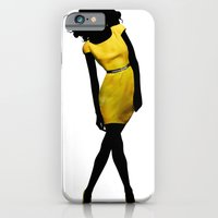 iPhone & iPod Case featuring Cardinal  by Hahn Pampas