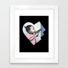 BG Framed Art Print