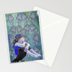 Crow´s secret Stationery Cards