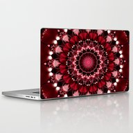 Mandala Love And Desire Laptop & iPad Skin