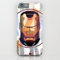 Avengers : IRON MAN print  iPhone 6 Slim Case