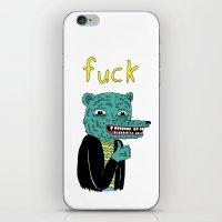 F%$* iPhone & iPod Skin