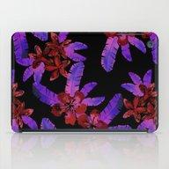 Tahitian Garden {E} iPad Case