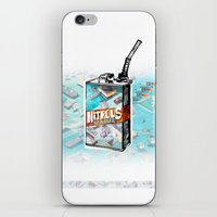 NITROUS OXIDE iPhone & iPod Skin