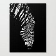 Nature Stripes Canvas Print