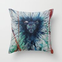 Fear Not. Throw Pillow