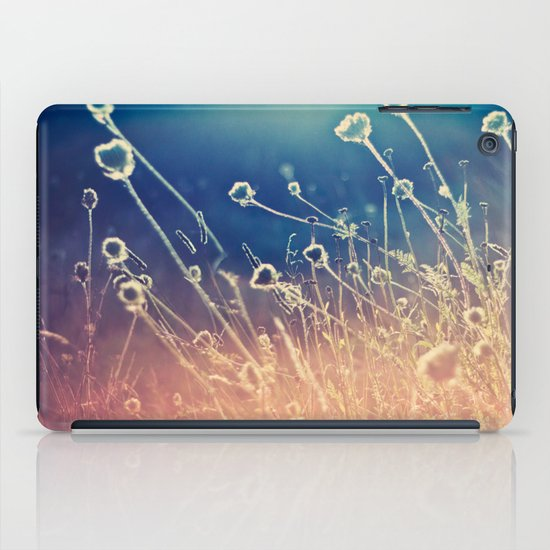 Blue and day  iPad Case