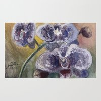 Orchid Morning Rug