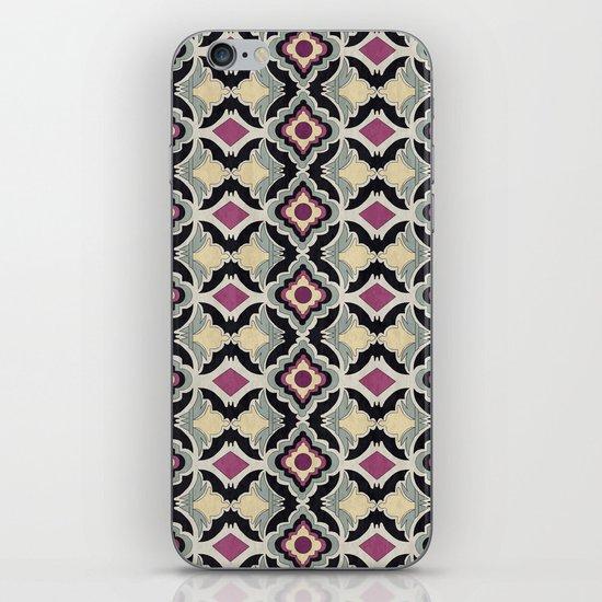 BatPattern iPhone & iPod Skin