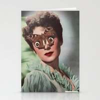 JEAN KENT.  (PIN-UPS). Stationery Cards