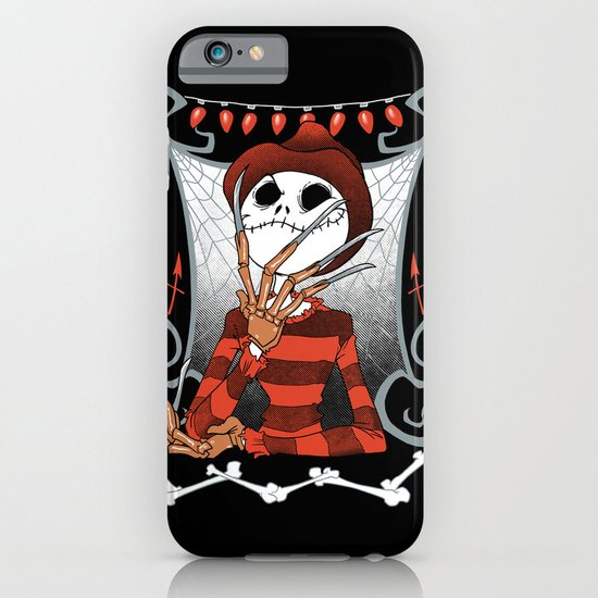 Nightmare King iPhone & iPod Case
