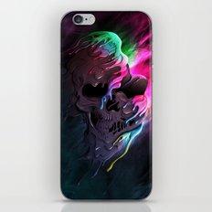 Life in Death iPhone & iPod Skin