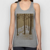 Forest is Alive! Unisex Tank Top