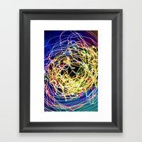Moonsuit Framed Art Print