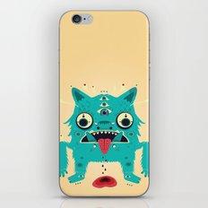 Creature n0#33 iPhone & iPod Skin
