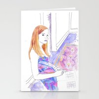 Elle Fanning, Somewhere Stationery Cards