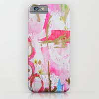 Pink Glam iPhone 6 Slim Case