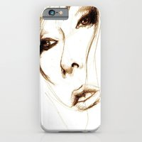 iPhone & iPod Case featuring Eye by Luciana Perrina
