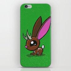 Baby Jackalope iPhone & iPod Skin