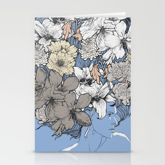 INSIGHT BLOOM Stationery Card