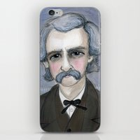 The Adventures Of Mark T… iPhone & iPod Skin
