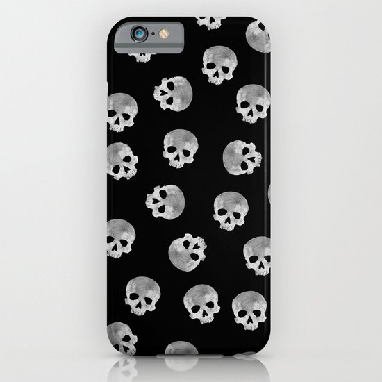 skull Moon iPhone & iPod Case