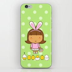 Easter Chicks iPhone & iPod Skin