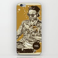 YES Public Disgrace 2 iPhone & iPod Skin