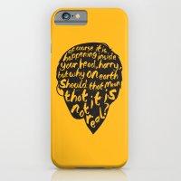 Inside Harrys Head iPhone 6 Slim Case
